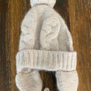 Baby CZ Cashmere Hat